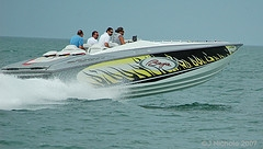 baja powerboat